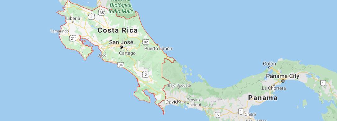 Costa Rica Urlaub Ferien Reisen