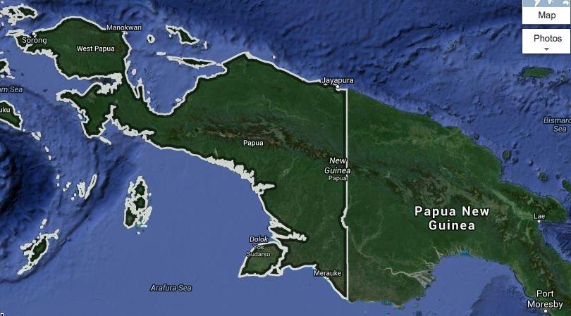 Papue Neuguinea