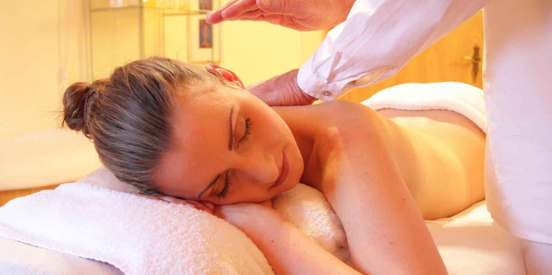 Massage Entspannung Spa